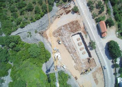 Drone gradilište