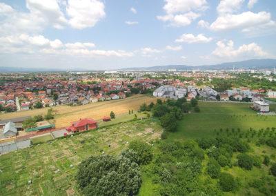 Drone panorama
